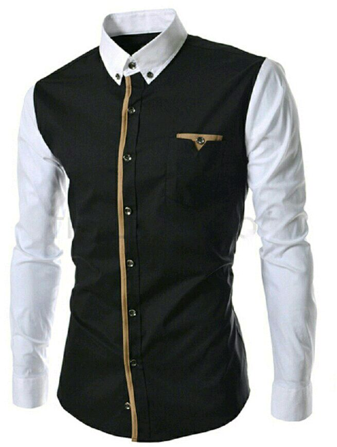 Buy Black And White Shirt Best Prices In India Kraftly